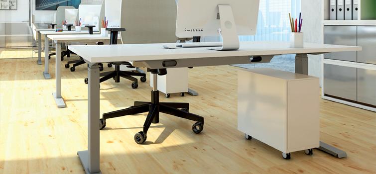 Mila design az irodában